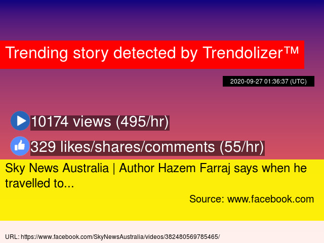 Sky News Australia Author Hazem Farraj Says When He Travelled To Hazem farraj a former muslim who was saved after seeing jesus for himself gives his testimony at dominion life church jglm. sky news australia author hazem farraj says when he travelled to