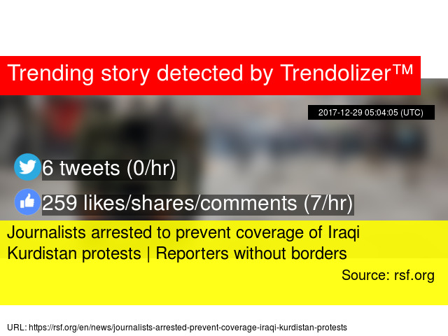 reporter without borders
